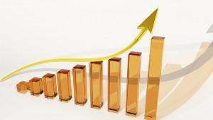 graphique croissance